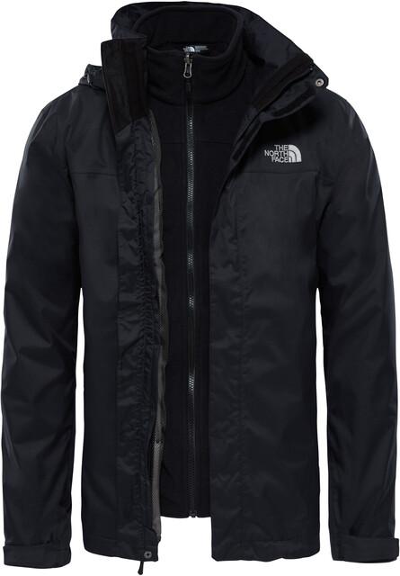 THE NORTH FACE Herren Evolve Ii Tri Jacket Jacke: .de: Sport